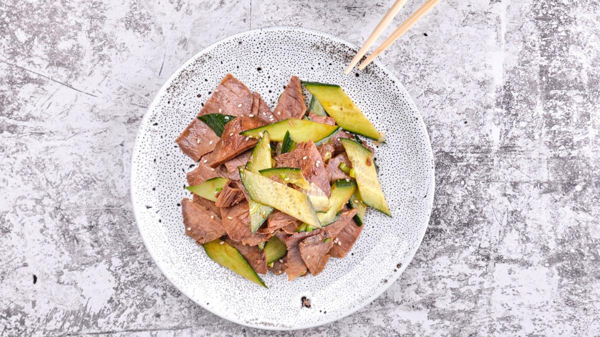 Рецепт говядины по-шанхайски