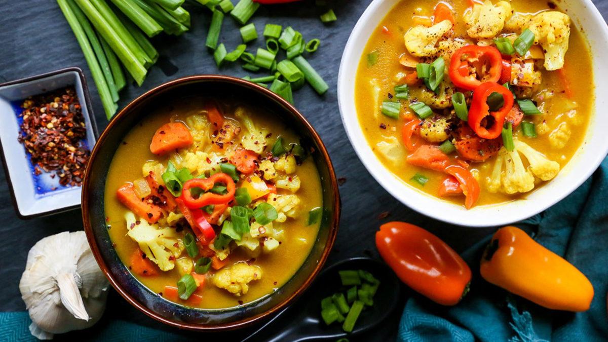 Расчет ХЕ (хлебных единиц) в овощном супе