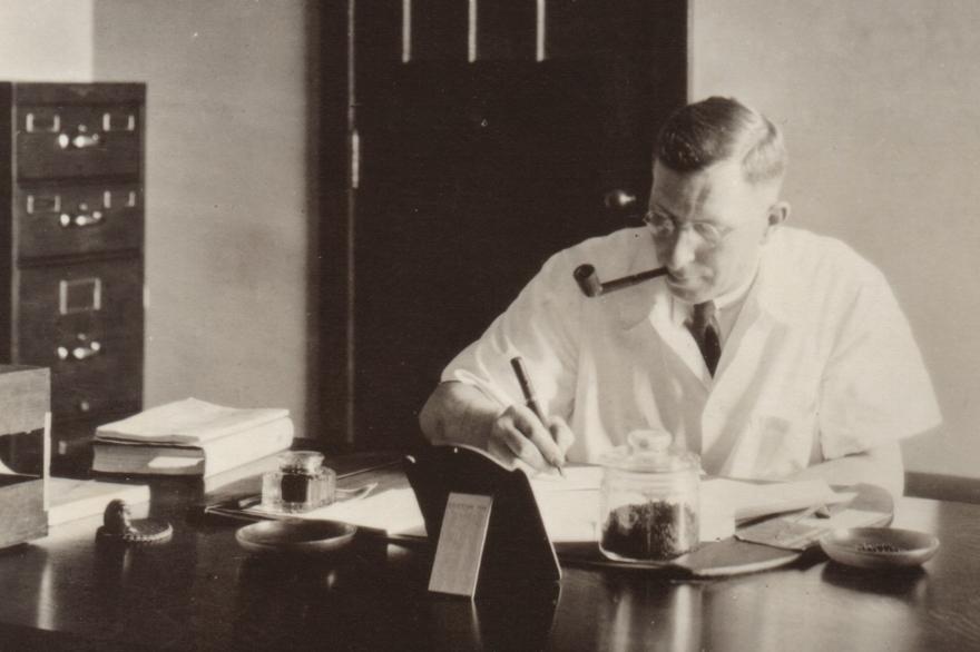 Фредерик Бантинг