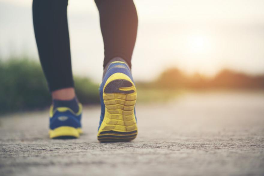 О пользе ходьбы для людей с диабетом
