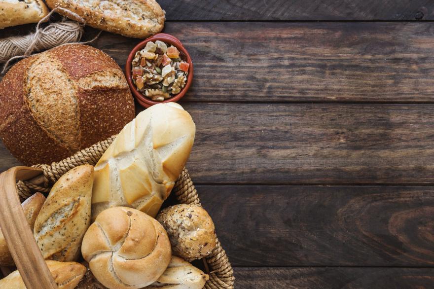 Хлеб и его заменители