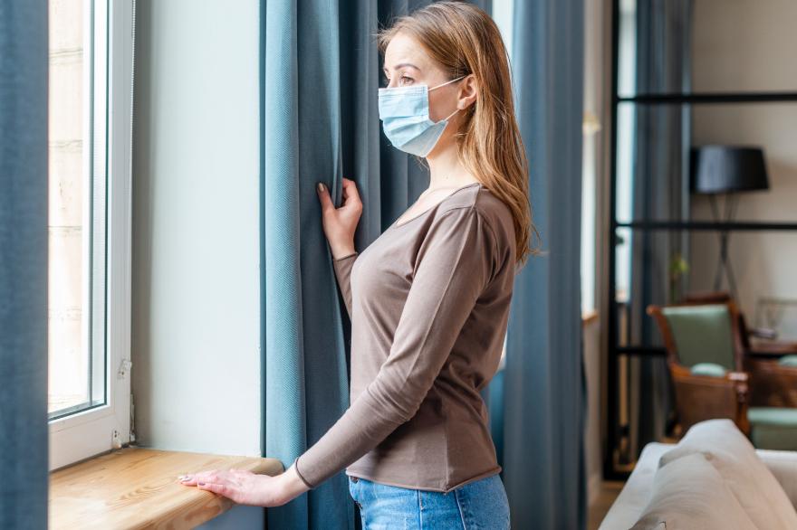 Самоизоляция как повод позаботиться о своём здоровье